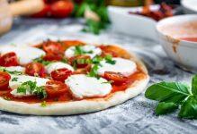 Garniture pour Pizza Mozzarella