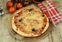 Garniture pour Pizza Reine