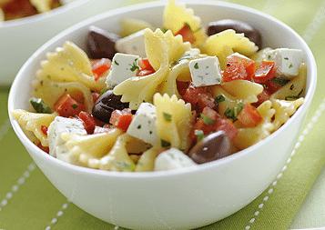 Recette farfalle aux tomates sur cuisine italienne - Cuisine italienne recette ...