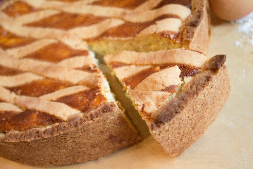 Pastiera Napolitaine \u2013 Le gâteau de Pâques
