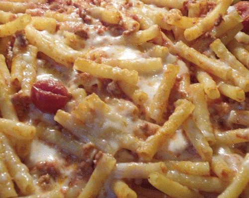 recette gratin de p 226 tes 224 la bolognaise sur marecetteitalienne cuisine italienne