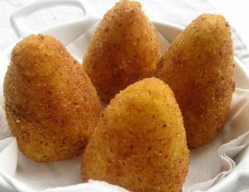 Recette arancini de riz au boeuf sur cuisine italienne - Cuisine italienne recette ...