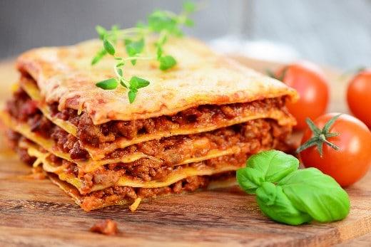 lasagnes faciles marecetteitalienne